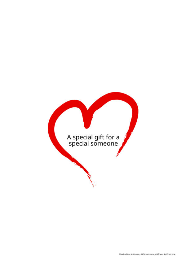 make a newspaper newspaper template valentines day - happiedays